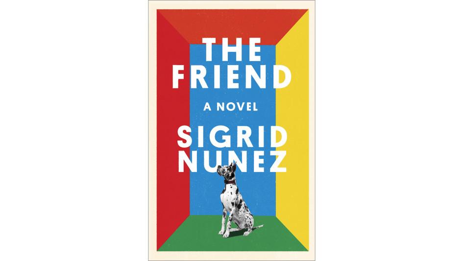 'The Friend' Book Cover