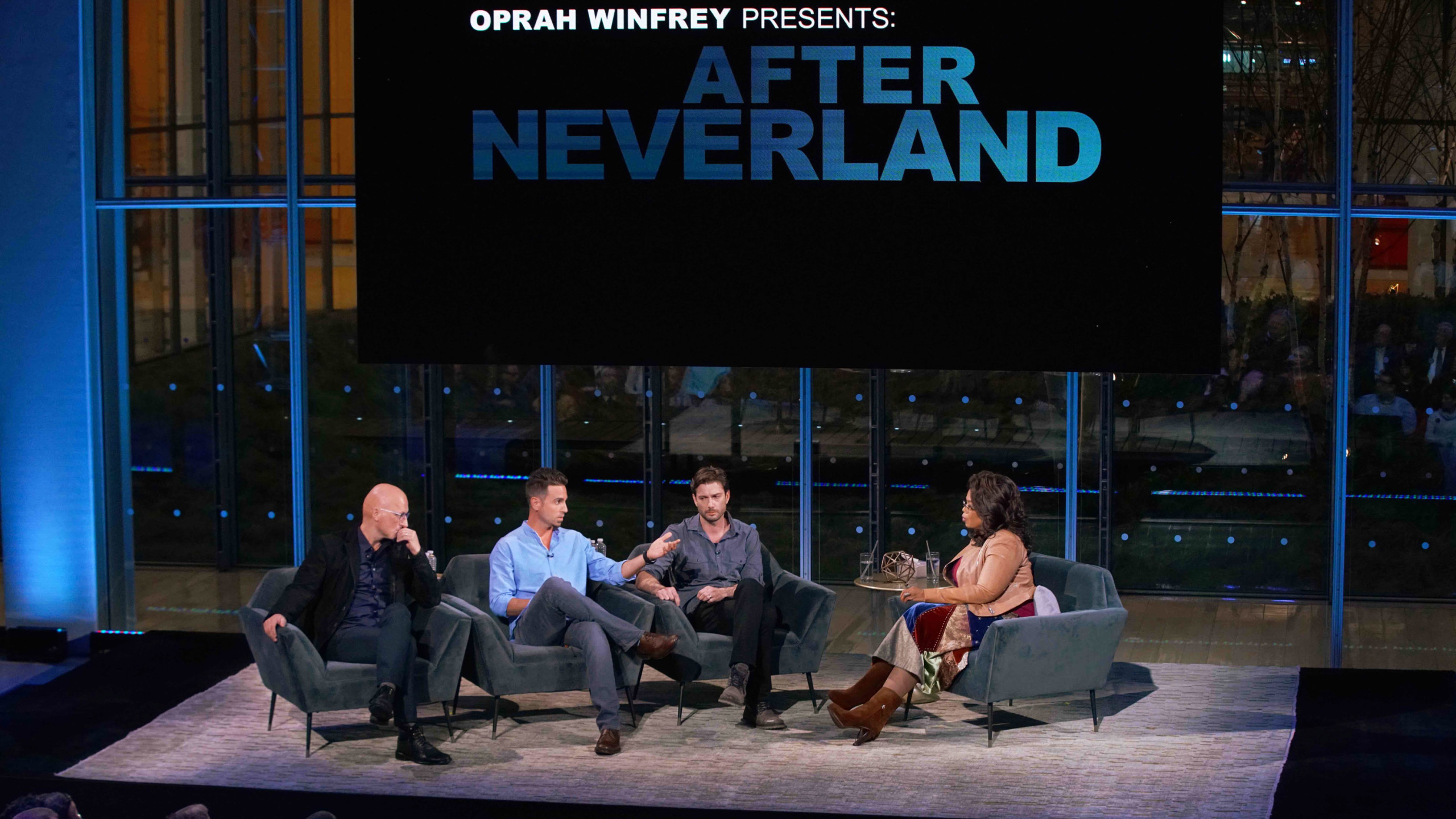 Oprah Winfrey Presents: After Neverland