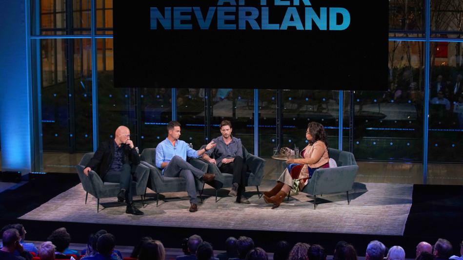 """First Look: """"Oprah Winfrey Presents: After Neverland"""""""