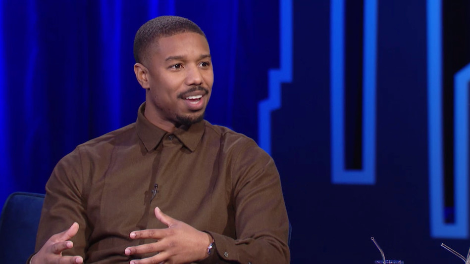 "Michael B. Jordan on ""Black Panther"" Oscar Hopes"