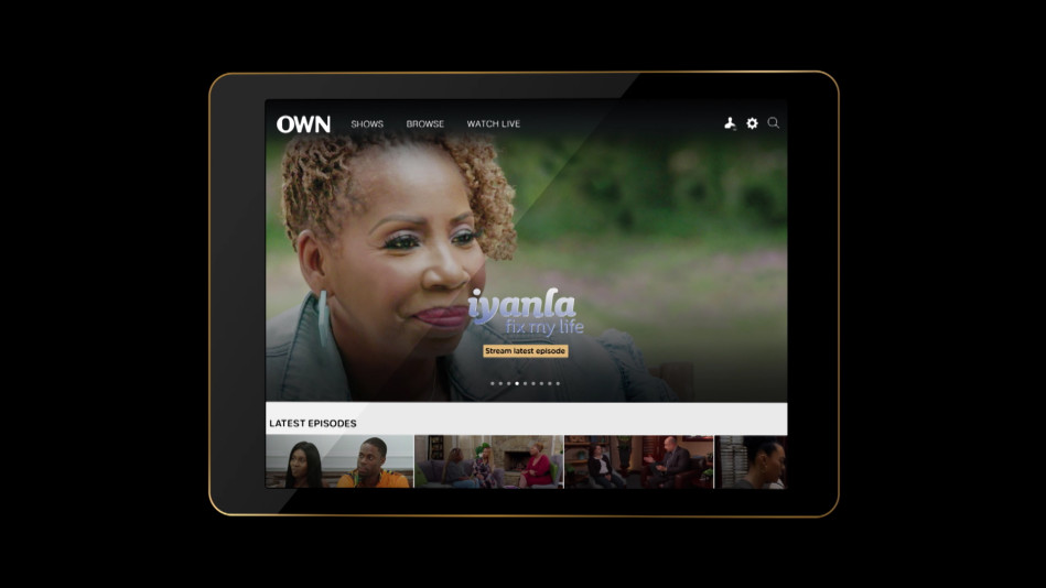Watch Your Favorite OWN Shows on the Watch OWN App