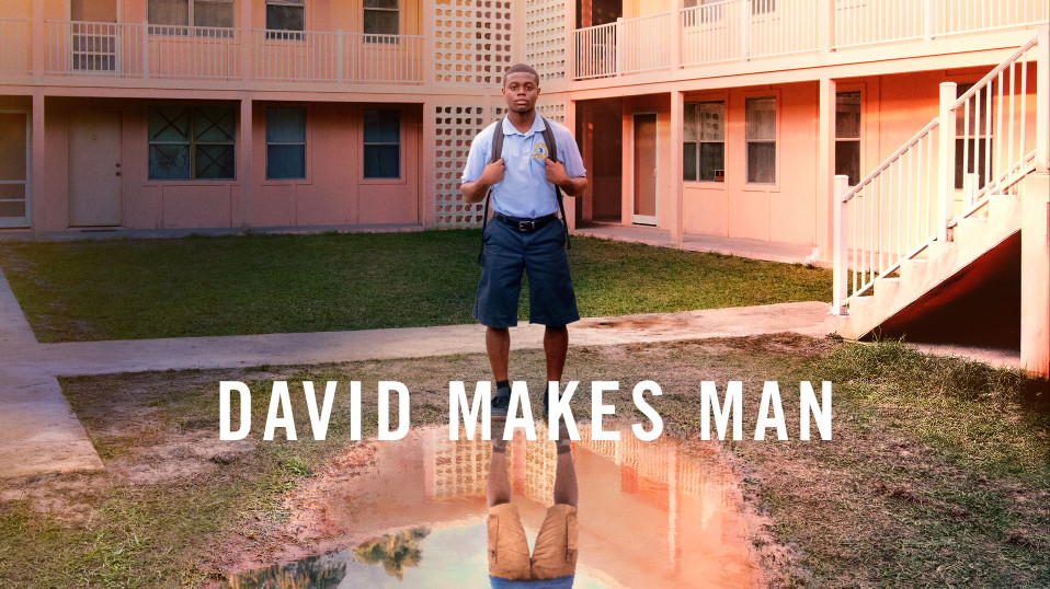 David Makes Man Logo