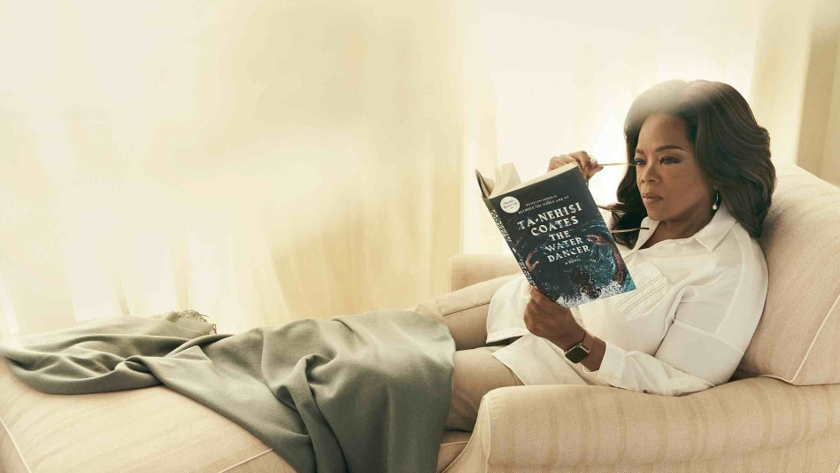 Oprah's New Book Club Pick: 'The Water Dancer' by Ta-Nehisi Coates