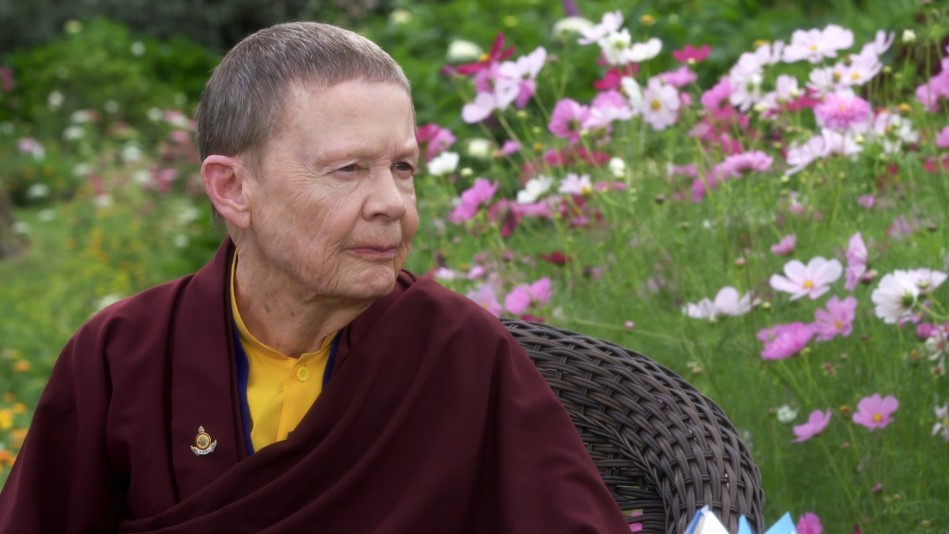 Pema Chodron: 2 Steps to Dealing with Suffering