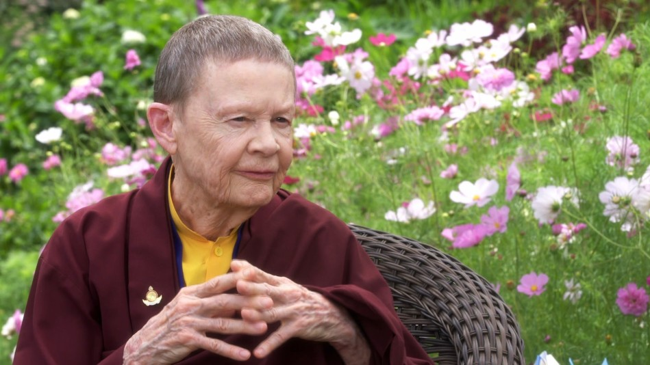 Pema Chodron's Greatest Awakening
