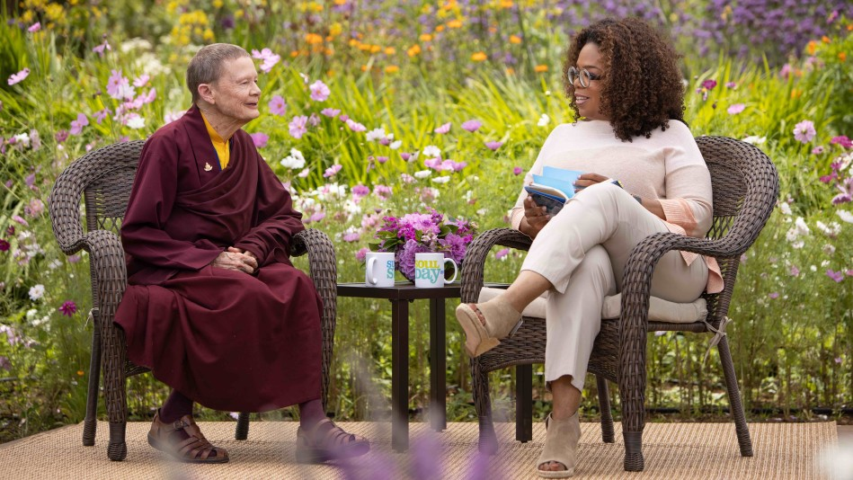 Pema Chodron: How We Can Strengthen Our Resilience