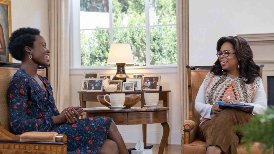 Lupita Nyong'o on Her Fast Rise to Fame
