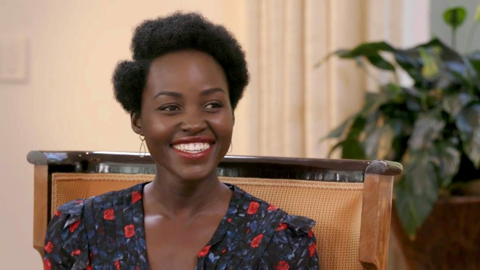 Why Lupita Nyong'o Embraces the Part of Her That Feels Unattractive