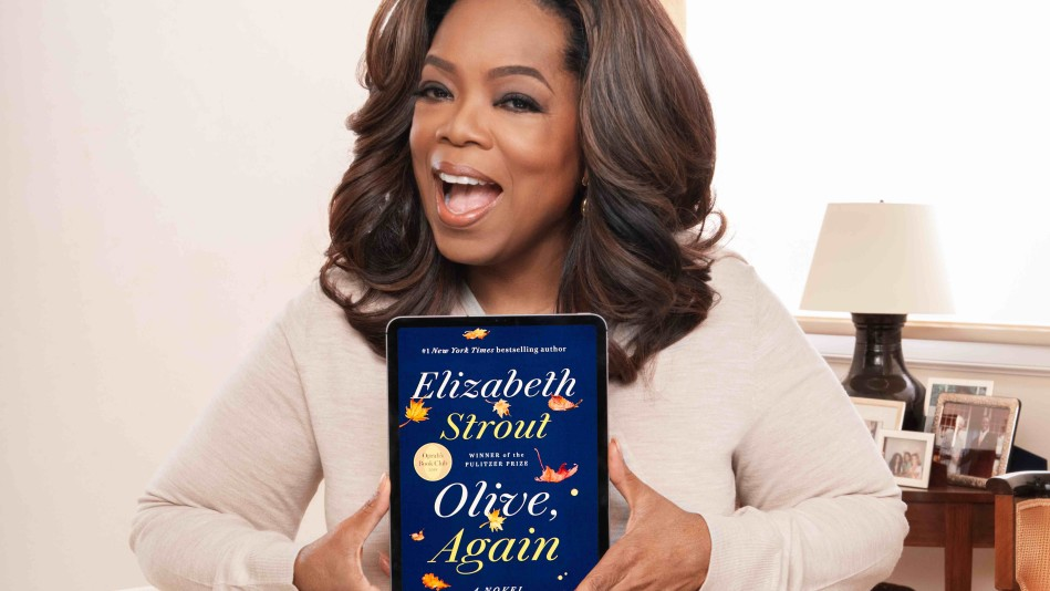 "Oprah's New Book Club Pick: ""Olive, Again"" by Elizabeth Strout"