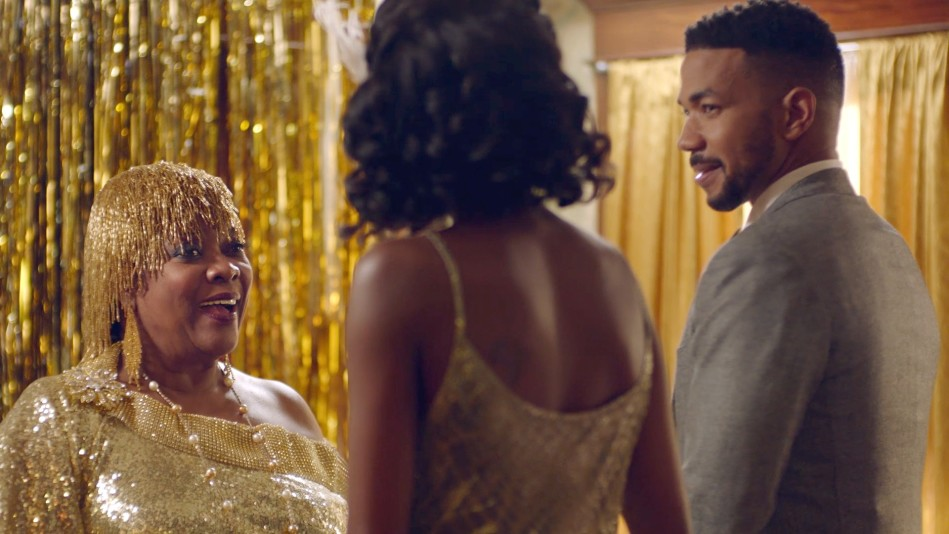 Loretta Devine Leaves Evan And Gently Starstruck