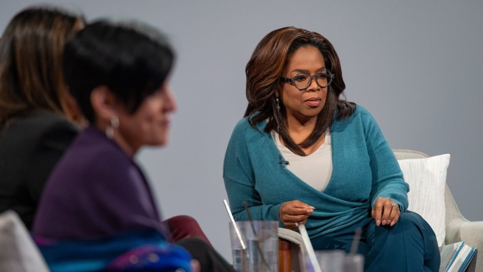Oprah on Apple TV