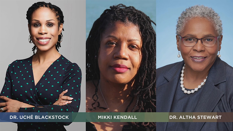 Black Women OWN the Conversation: 'Living in Lockdown'