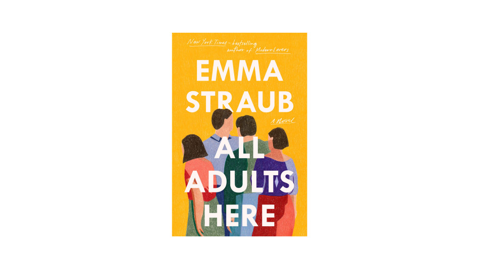 Book cover 'All Adults Here' by Emma Straub