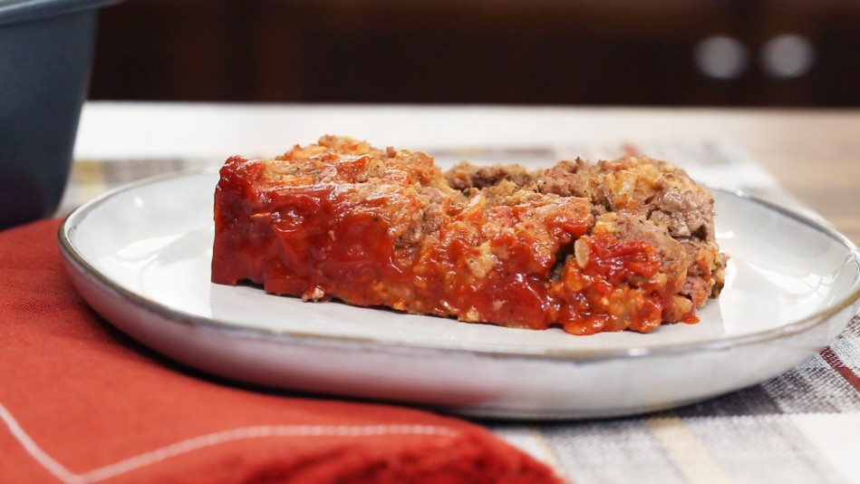 Laila Ali's Meatloaf Recipe