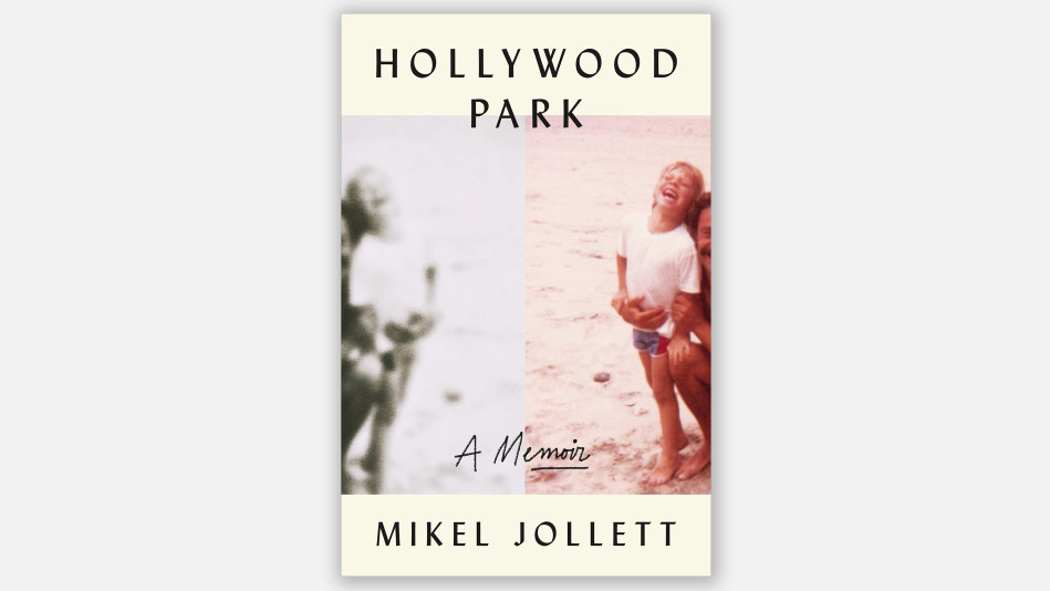 'Hollywood Park' by Mikel Jollett - book cover