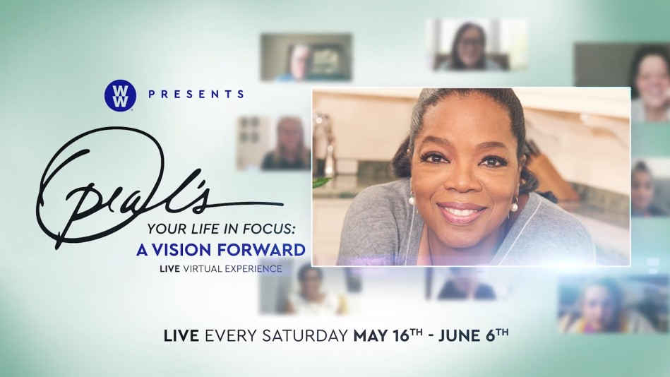 Oprah's Your Life in Focus: A Vision Forward