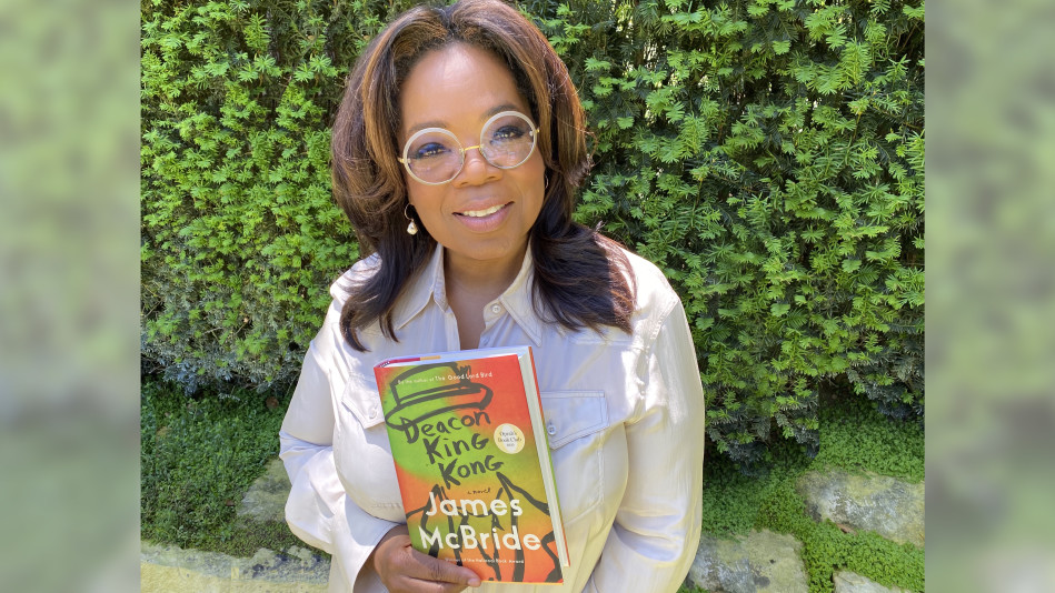 "Oprah's New Book Club Pick: ""Deacon King Kong"" by James McBride"
