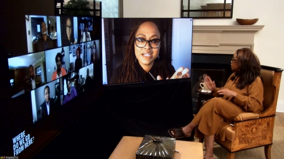 Ava DuVernay Shares Why the George Floyd Video Was Different