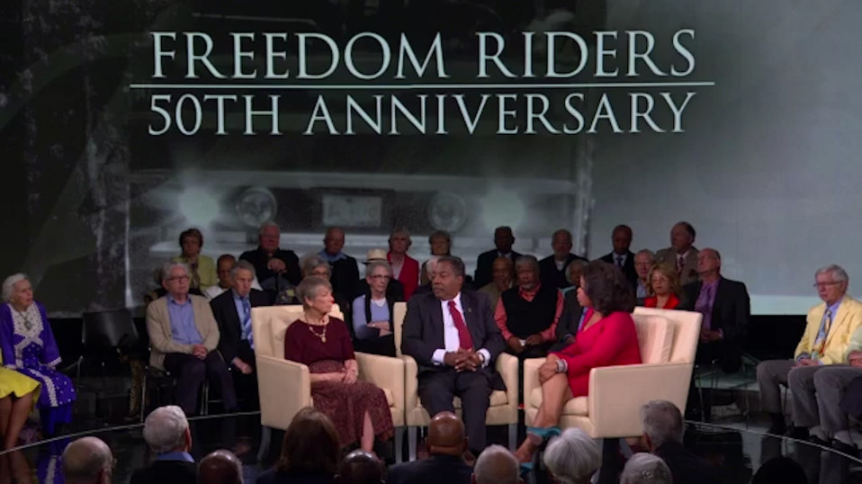 The Freedom Riders Reunite 50 Years Later