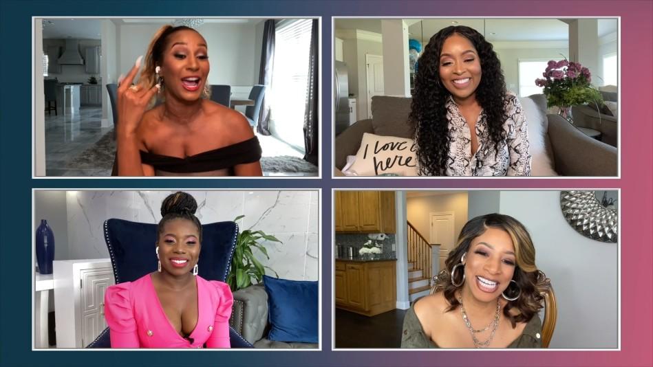 'Love & Marriage: Huntsville' Stars Discuss Importance of Friendship