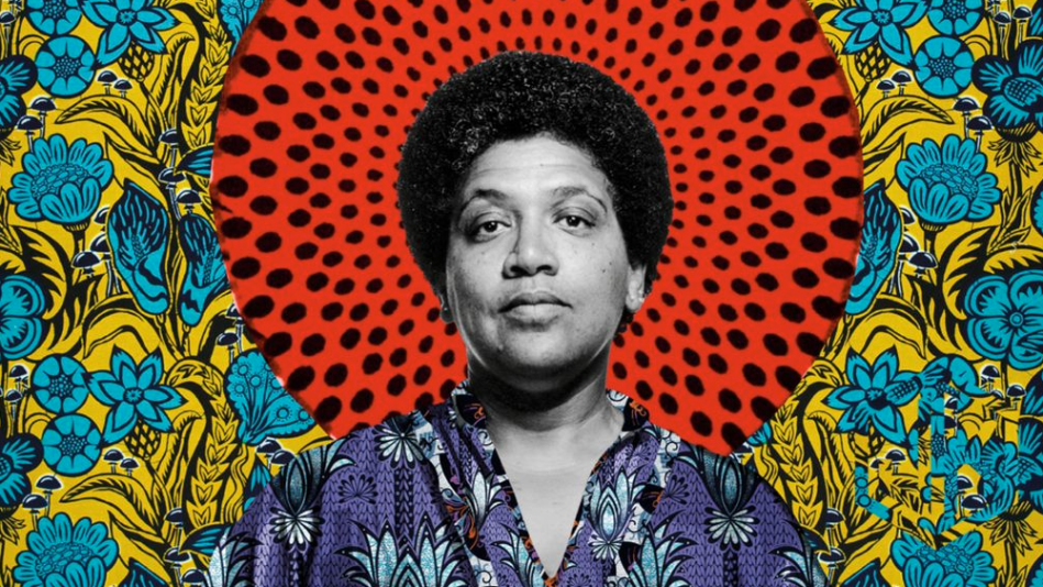 Writer Audre Lorde