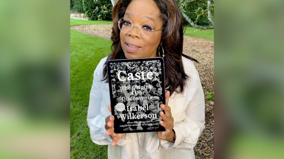 Oprah's New Book Club Pick: 'Caste' by Isabel Wilkerson