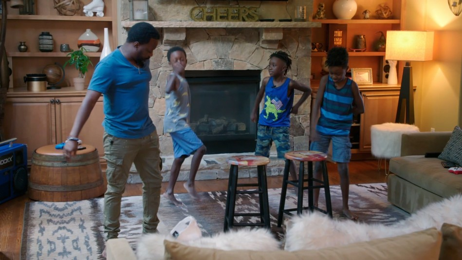 Anthony Hamilton Connects with His Sons Through Music