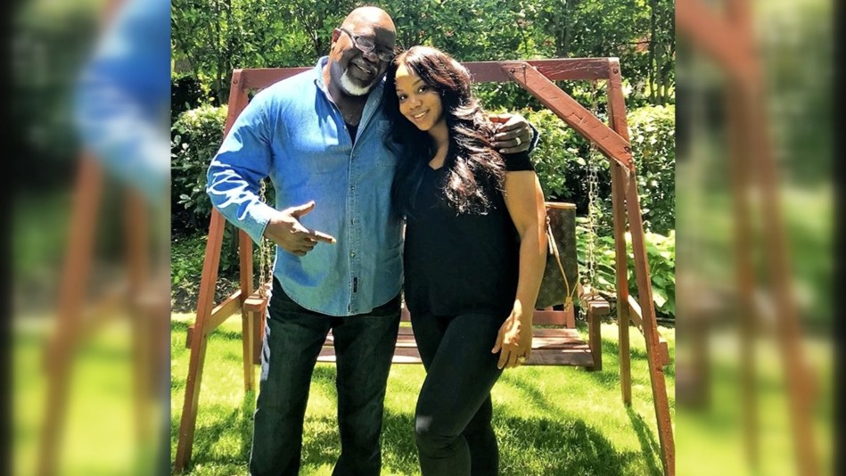 Sarah Jakes Reflects on Dad's Reaction to Her Teen Pregnancy