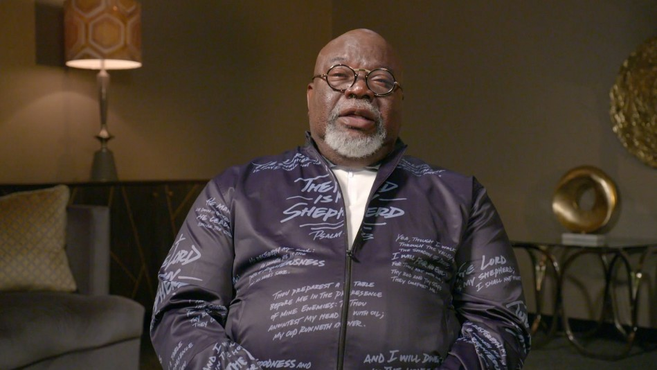The Heartbreaking Talk T. D. Jakes Had With His Sons About Race
