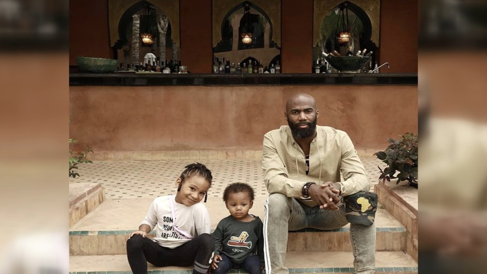 Malcolm Jenkins Reflects on Traveling With Kids