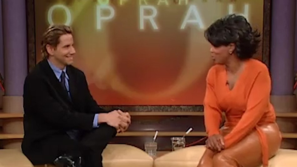 Jamie Kennedy Pranks the Oprah Audience