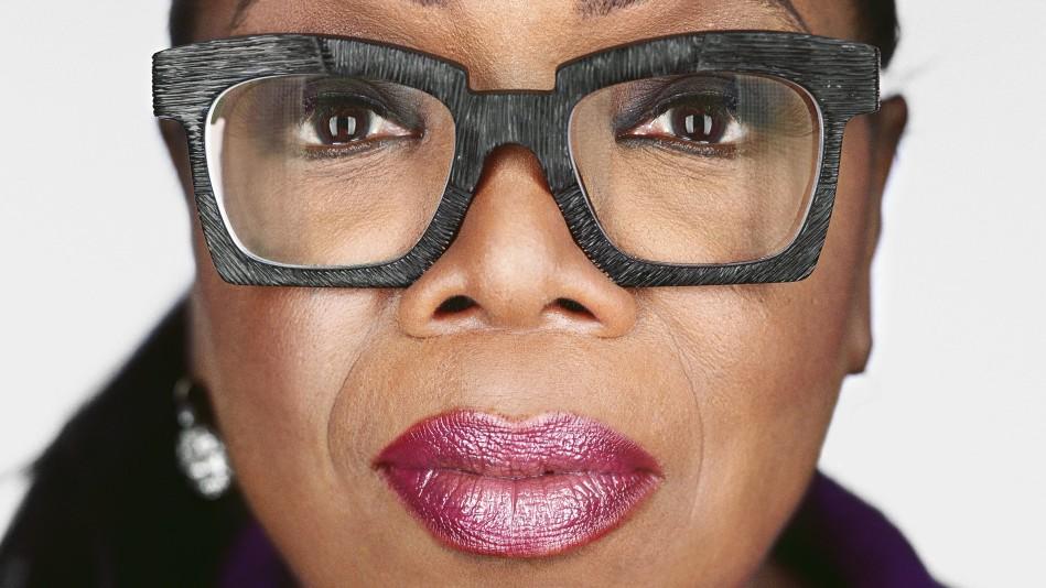 Headshot of Oprah Winfrey