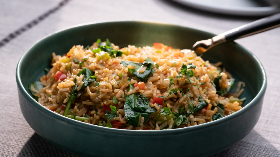 Chef Tanya's Creole Dirty Rice Recipe