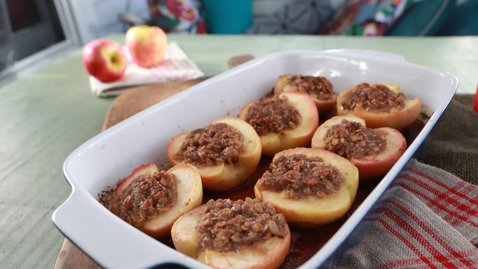 Naked Apple Pie Recipe
