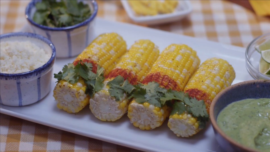 Eberhart Street Corn Recipe