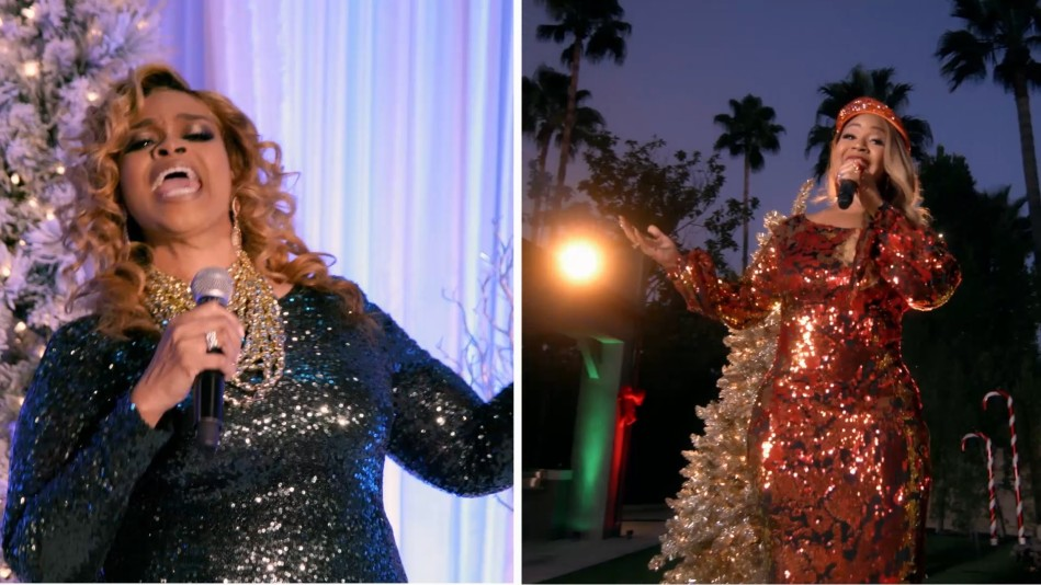 Full Performance: Erica Campbell And The Clark Sisters