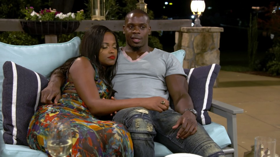Denice Catches Khalfani with Adriana - Video