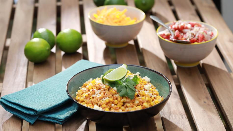 Corn Bowl Recipe