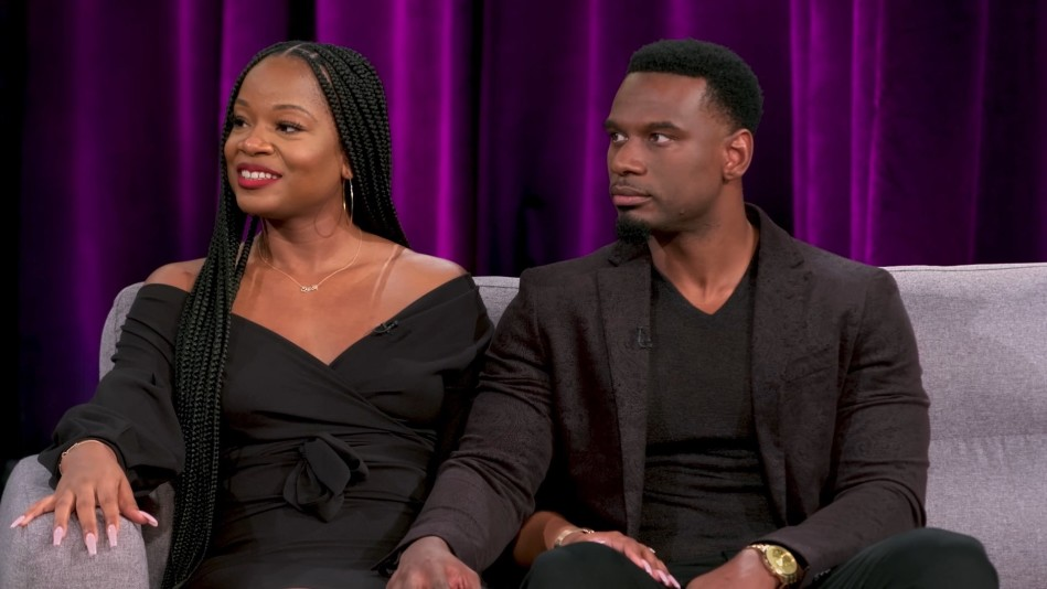 Michael and Che' Reveal What Made Them Ready for Matrimony