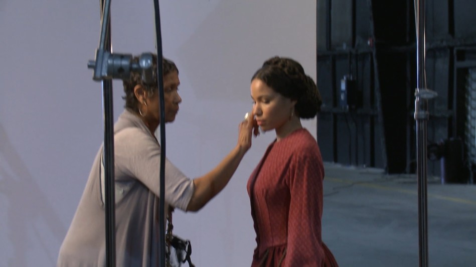 "Behind the Scenes: The Cast of ""Underground"""
