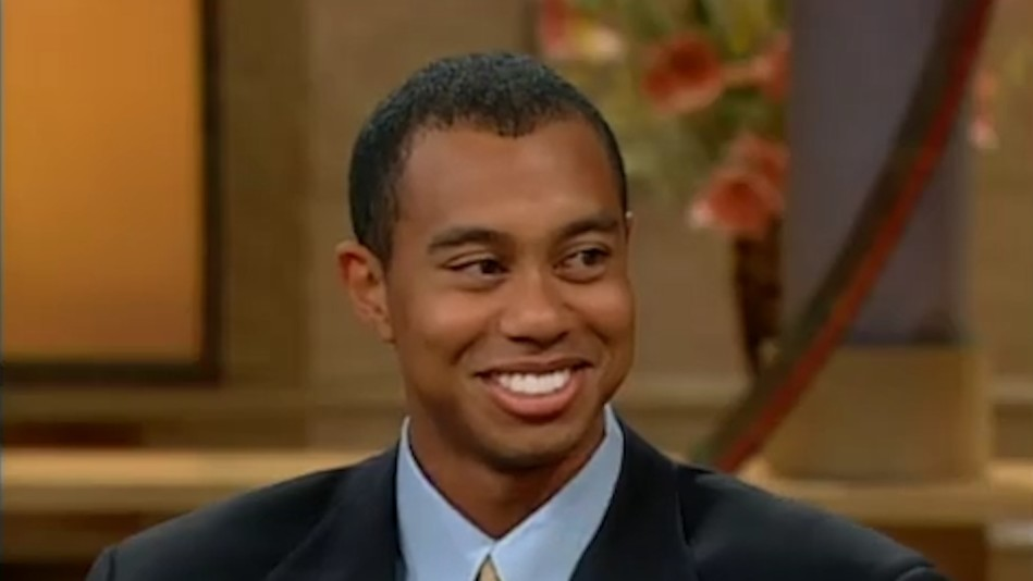 "Tiger Woods on Fame: ""I Don't Feel Comfortable with It"""