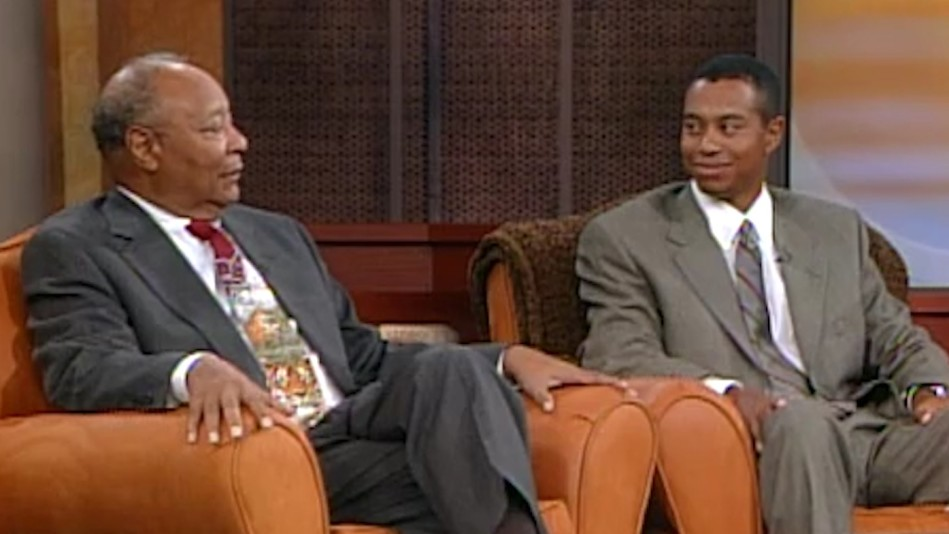 The Lesson Tiger Woods' Father Taught Him at Age 4