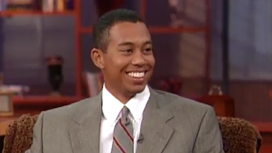 Tiger Woods on Being a Black Golfer on the PGA Tour