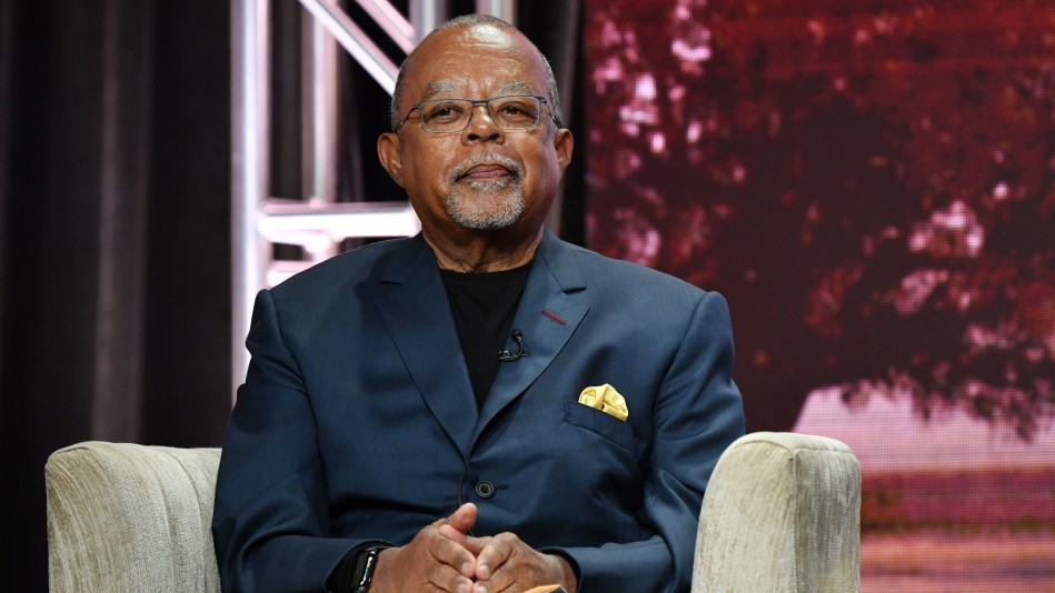 Photo of author and historian Henry Louis Gates, Jr.