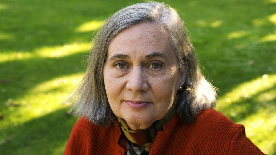 Portrait of author Marilynne Robinson