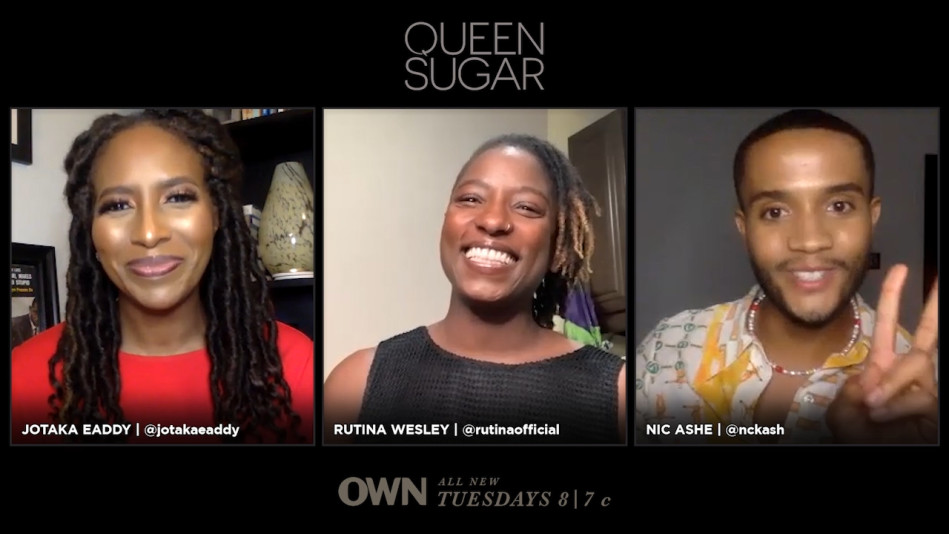 Rutina Wesley, Nicholas Ashe and Cierra Glaude Discuss Season 5