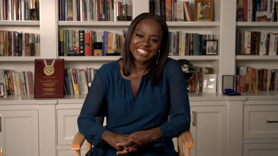 What Viola Davis Learned From Ma Rainey
