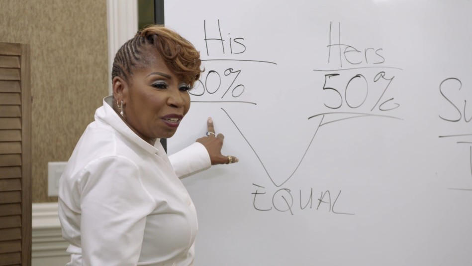 The Money Lesson Iyanla Wants Every Married Couple to Hear