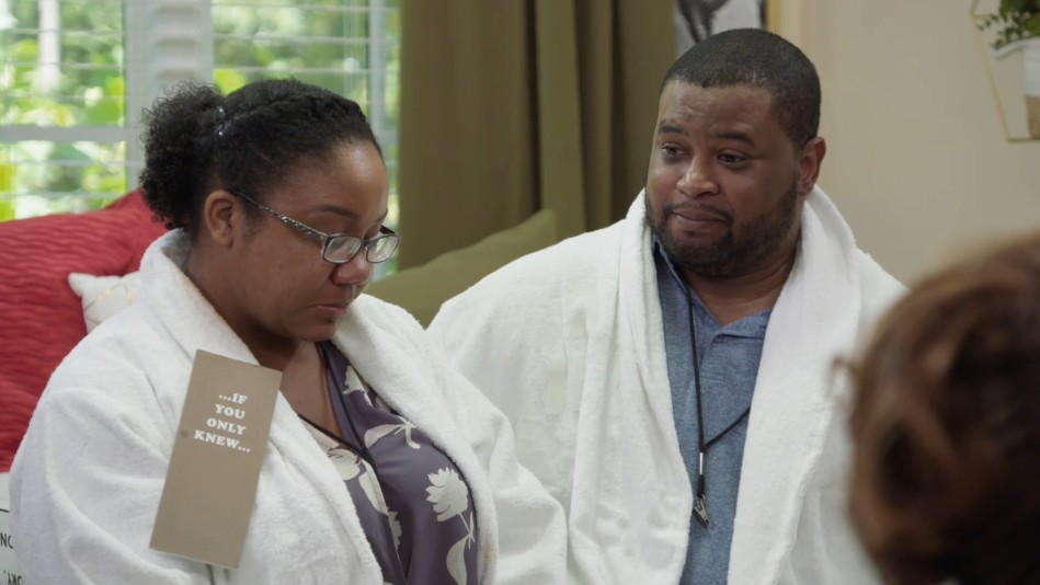 Iyanla Calls Out a Couple's Unhealthy Patterns