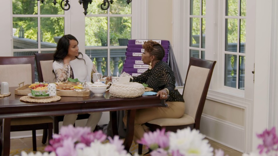 Iyanla to LisaRaye: Who You Are Matters